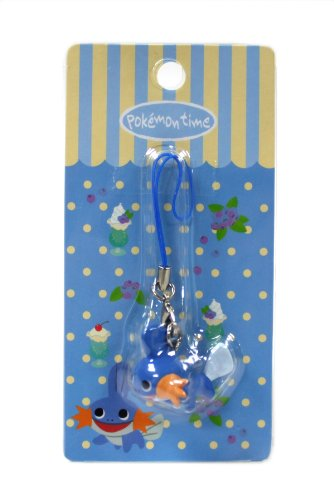 Pokemon Center Time Figure Strap, Mudkip/Mizugorou
