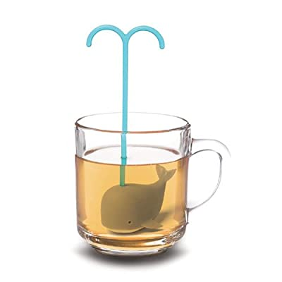 Modern Home Diving Whale Loose Tea Infuser