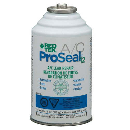 RED TEK ProSeal12 A/C Seal Treatment (4 oz. can)