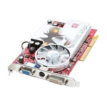 SAPPHIRE 100197L SAPPHIRE 100197L Radeon X1650 256MB 128-bit GDDR2 AGP 4X/8X Video Card