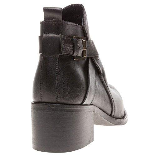 Sole Franci Femme Boots Noir Noir hitCtdg