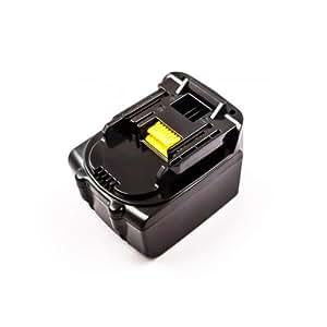 AccuPower - Batería para Makita BL1415 MAKSTAR, BL1430, BL1430 14.4V