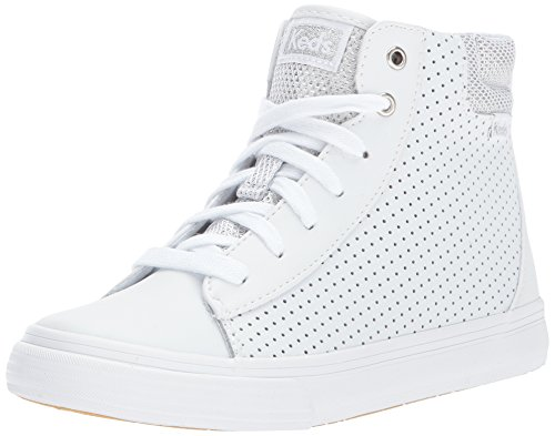 All White Kids Sneakers - 7