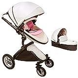 Baby Stroller 2019 Pram Stroller & Bassinet Stroller Combo KID1st Egg Stroller Vista Travel System for
