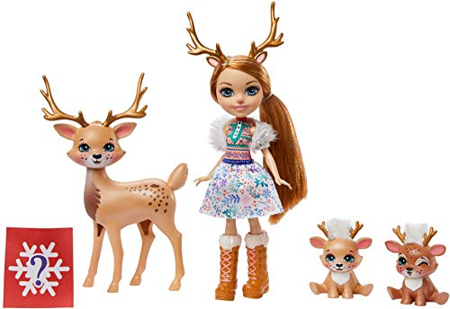 Comprar nuevas muñecas enchantimals Odele Owl