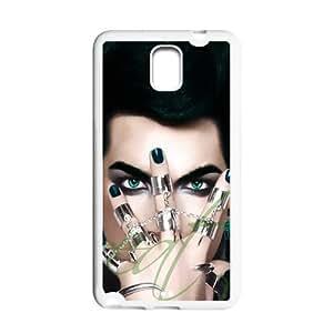Custom Adam Lambert Hard Back Cover Case for Samsung Galaxy Note 3 NE20 by ruishername