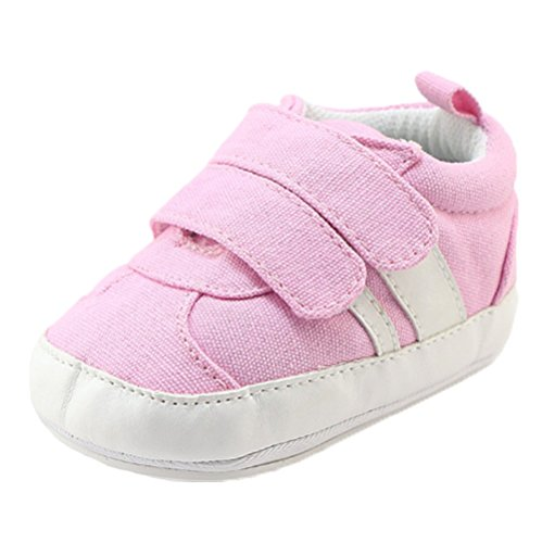 OHmais Kinder Baby Jungen Baby Mädchen Baby Kleinkind Schuh Pink