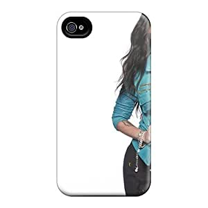 Zheng caseCynthaskey Case Cover Protector Specially Made For Iphone 4/4s Megan Fox New Hd