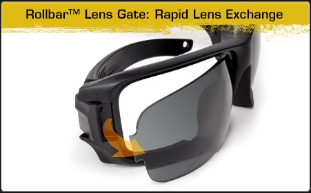 Ess Assorted Safety Glasses, Scratch-Resistant, Wraparound by ESS (Image #2)