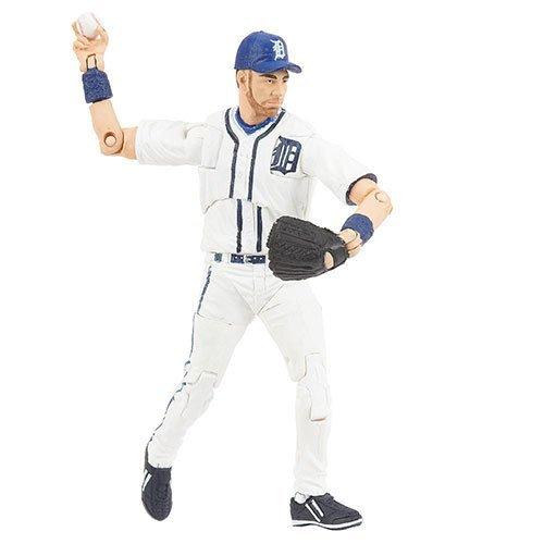 McFarlane Playmakers: MLB Series 4 Justin Verlander - Detroit Tigers 4 inch Action Figure