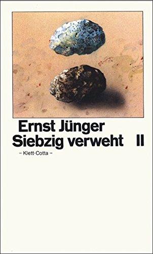 Siebzig verweht, Bd.2