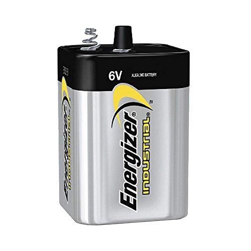 Battery Alkaline Lantern (Energizer Max 6-Volt Alkaline Lantern Battery EVE529)