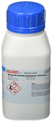 HiMedia GRM760-500G Nickel(II) Chloride Hexahydrate, Extra Pure, 500 g