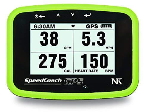 Kestrel NK Sports SpeedCoach SUP 2 with Training Pack, Hi-Viz Green