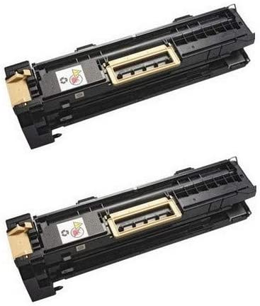 330-3111/_2PK SuppliesMAX Compatible Replacement for Dell 7330DN Drum Unit 2//PK-60000 Page Yield
