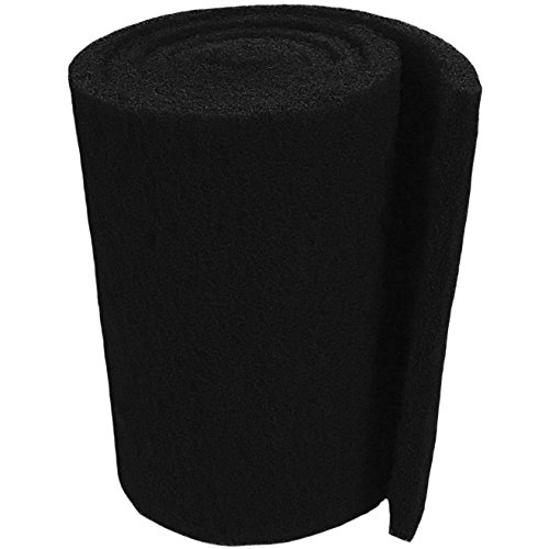 Koi pond filter pad coarse