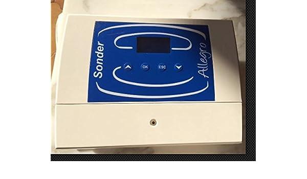 Sonder allegro 675l - Termostato allegro 788l con 3 sondas: Amazon.es: Bricolaje y herramientas