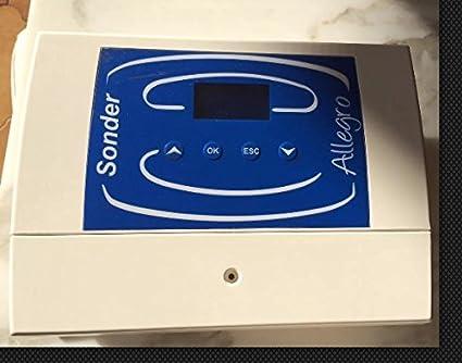 Sonder allegro 675l - Termostato allegro 788l con 3 sondas