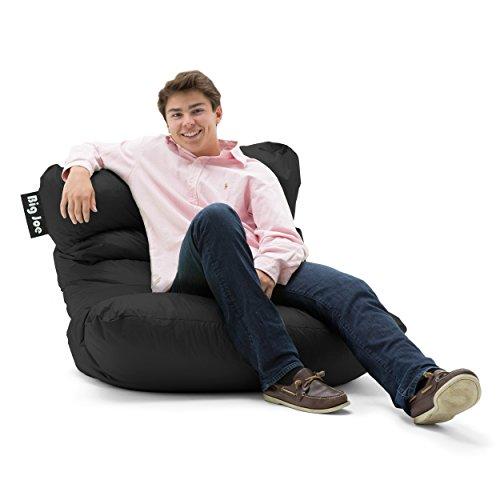 Charmant Big Joe Roma Chair, Limo Black