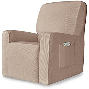 Amazon Com Easy Going Stretch Recliner Slipcovers Sofa