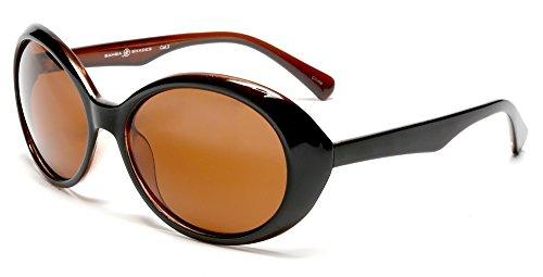 Samba Shades Retro Audrey Hepburn Style Polarized Sunglasses - Sunglasses Audrey