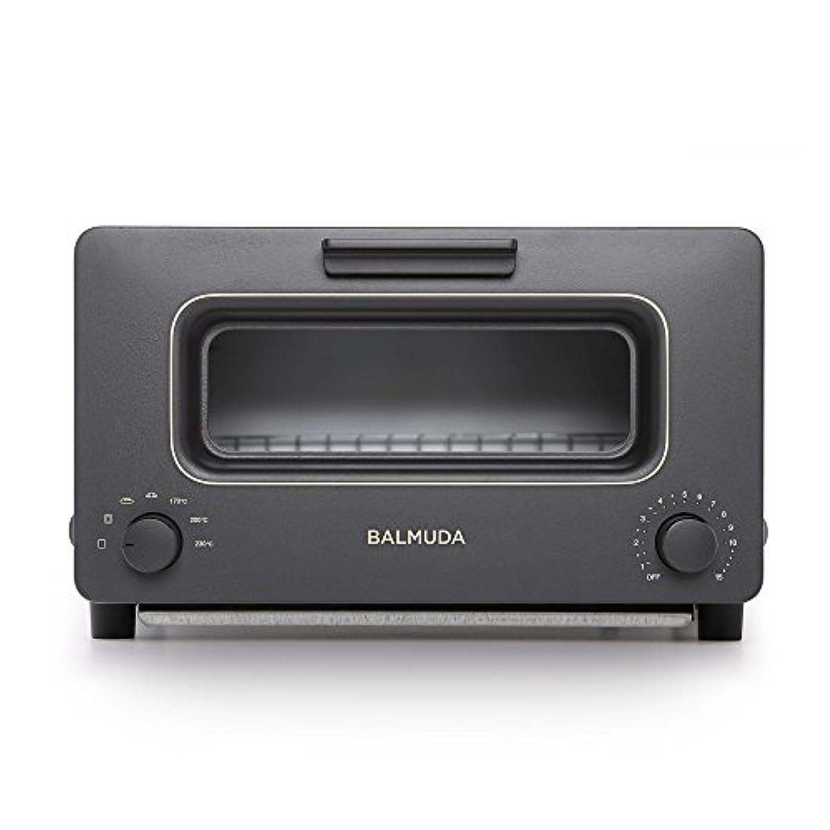 [해외] 발뮤다(BALMUDA) steam 오븐 토스터기 BALMUDA THE TOASTER K01E-KG(블랙)