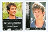 Boone Carlyle Lost Archives trading card 2010 Rittenhouse #58 Ian Somerhalder