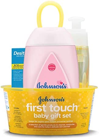 Johnsons First Baby Essentials Parents product image