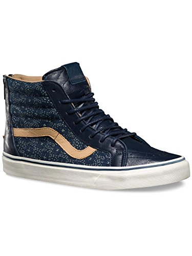 Vans Herren Ua Sk8-Hi Hightop Sneaker (indigo) dress blues/mars