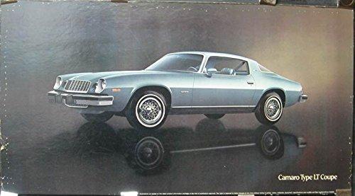 Compare Price To 1977 Camaro Poster