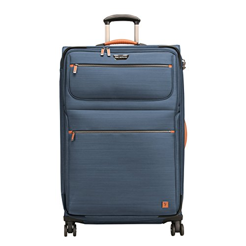 Ricardo Beverly Hills San Marcos 29-inch Spinner Upright Suitcase, Mid Teal -