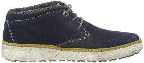 Bugatti K31323 Navy Blau High 423 Herren Top 70wpRBq