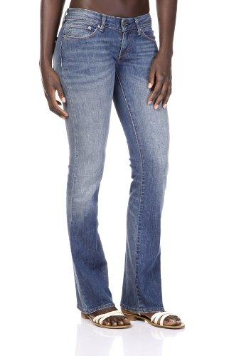 Damen jeans normale bundhohe