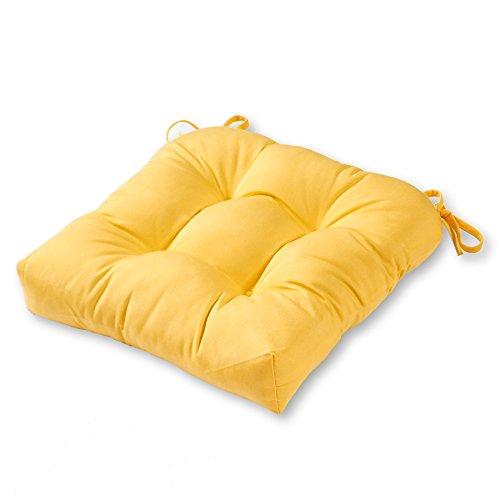 Sunbrella Outdoor Cushion 20 Inch Buttercup