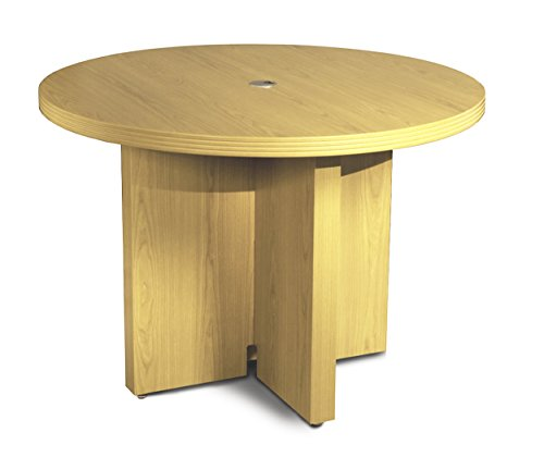 Mayline Aberdeen Series Round Conference Table,