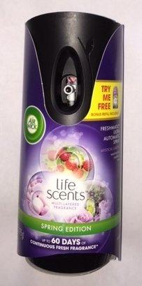 Air Wick Life Scents Freshmatic Ultra Automatic Sprayer & Refill - Mystical Garden Spray