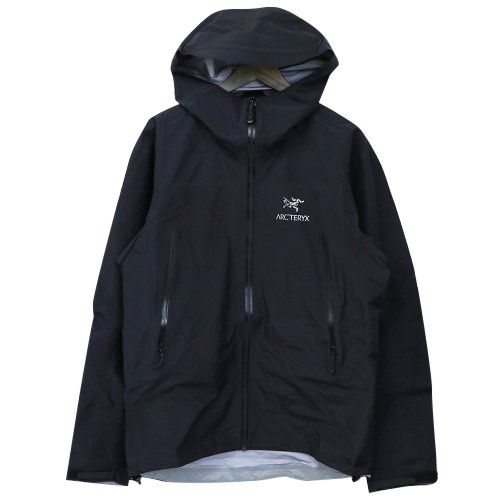 (アークテリクス) ARC'TERYX『Zeta LT Jacket』(Black) B07B6PPTLB  ブラック M