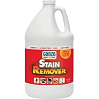 Gonzo Natural Magic Stain Remover - Non-Toxic Carpet Stain Remover & Laundry Pretreat for Stains - 1 Gallon