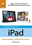 iPad - The Rough Guide, Peter Buckley and Rough Guides Staff, 1405386533
