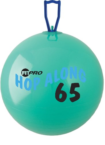 Champion Sports Hop-Along Pon Pon Ball (25 1/2-Inch Diameter) by Champion Sports