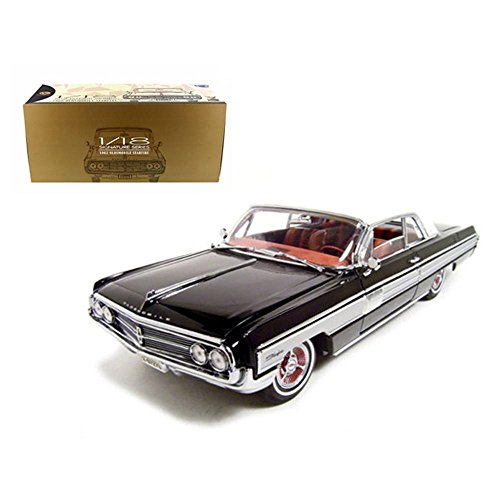 Road Signature 1962 Oldsmobile Starfire Garnet/Red 1/18 Diecast Model Car