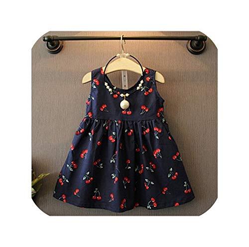 Children Formal Kids Fluffy Cake Smash Dress Girls for Christmas Halloween Birthday,Blue,4T -