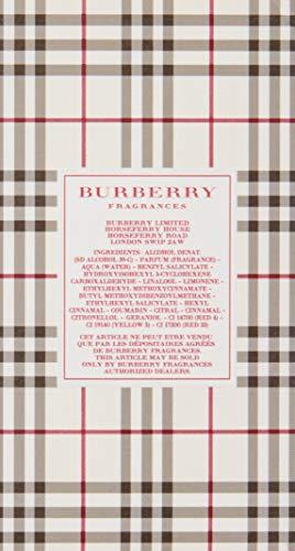 Buy the best burberry perfume