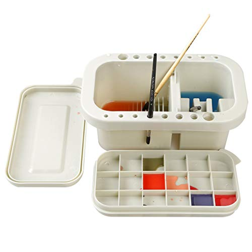 Paint Brush Basin Art Artist Painting Brush Caddy