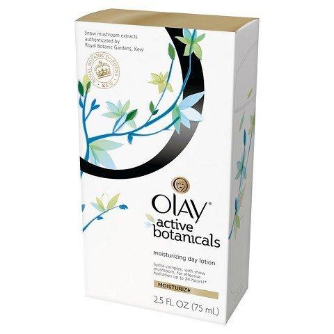 Olay Active Botanicals Moisturizing Day Lotion, 2.5 Fl Oz ()