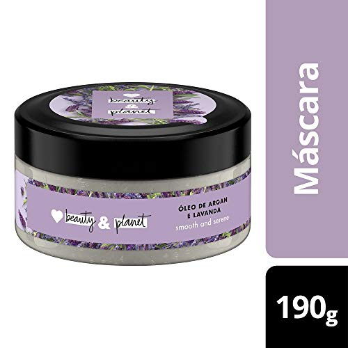 Creme de Tratamento Love Beauty and Planet Smooth & Serene 190g, Love Beauty & Planet