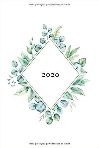 2020: agenda semanal 2020: Amazon.es: Creative Planner: Libros