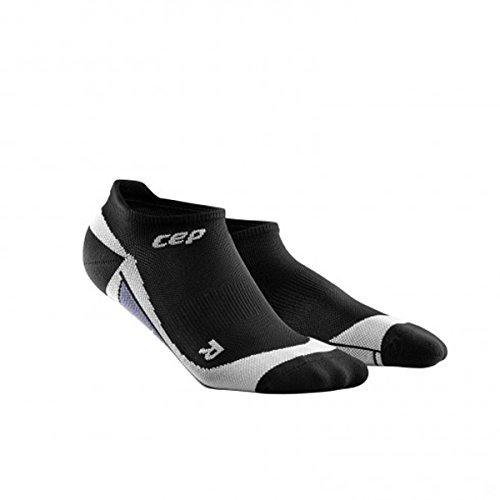 CEP Men's Dynamic+ No-Show Compression Socks by CEP by CEP