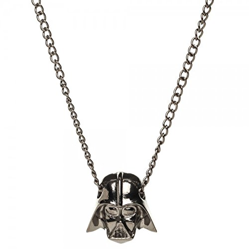 Star Wars Gunmetal pendant Necklace