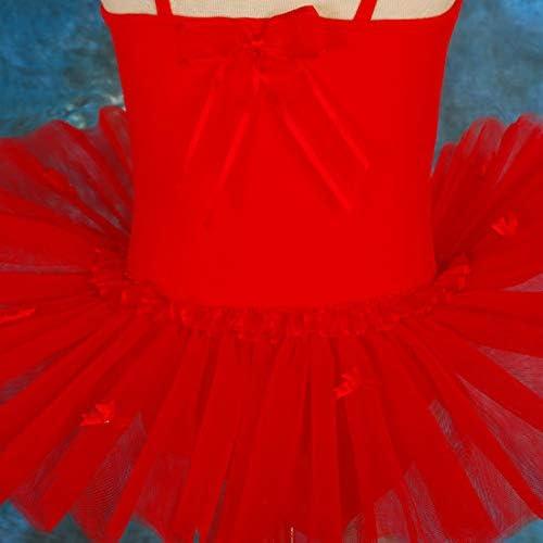 Lito Angels costume da danza Tut/ù da balletto per bambine